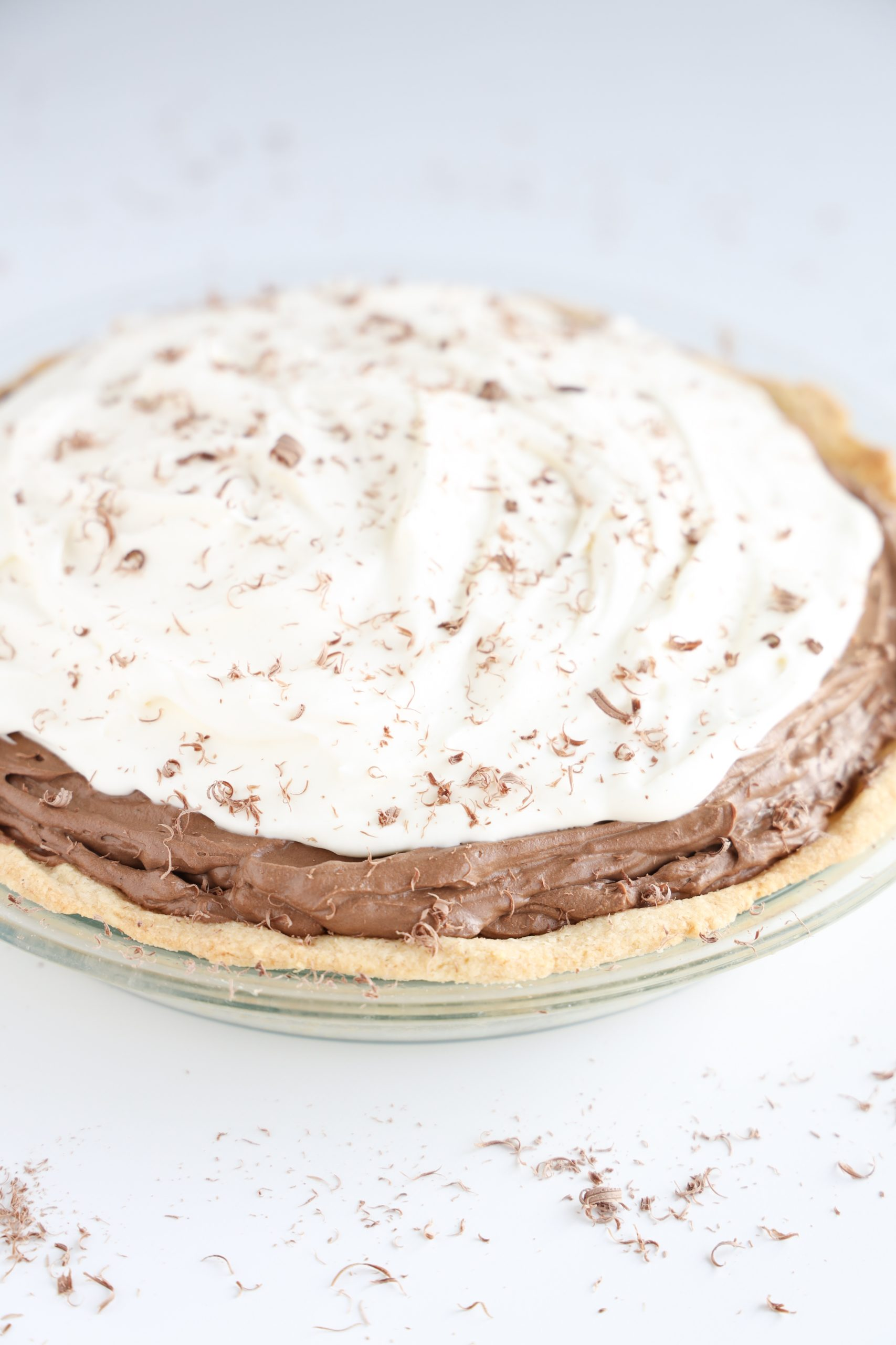 This keto and gluten-free chocolate pie filling is simply incredible.